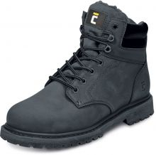 Obuwie zimowe BLACK KNIGHT HONEY ANKLE WINTER ( czarne)